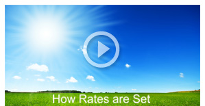 How Rates are Set