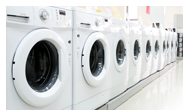 Laundromat Gas Dryers