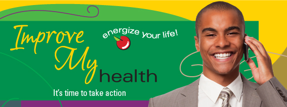 Improve My Health - It's time to take action